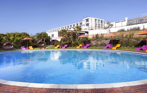 Stay at the Bedruthan Hotel & Spa Hotel