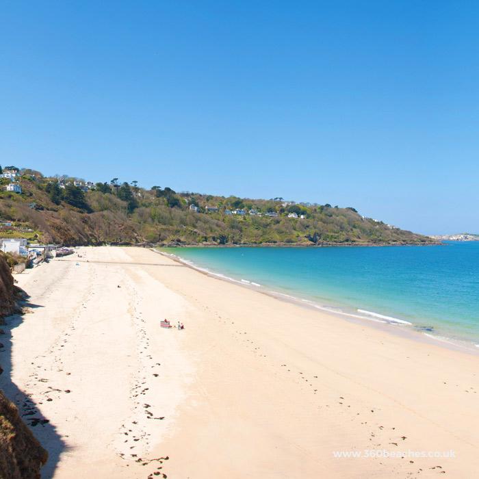 Carbis Bay Beach St Ives Beaches Cornwall Beaches