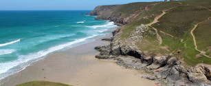 Chapel Porth Beach St Agnes Cornwall