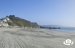 East Looe beach in South East Cornwall