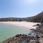 Porthminster beach in St Ives West Cornwall