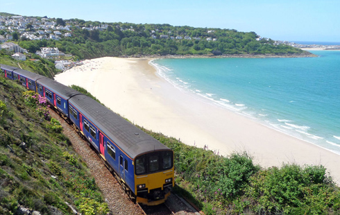 st ives branch line porthminster beach