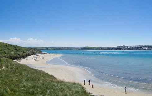 Circular walk from Daymer Bay to Padstow