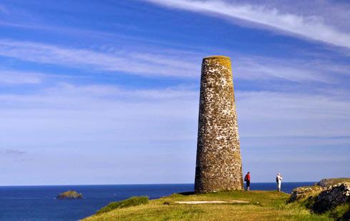 Coastal walk from Harlyn bay to Padstow