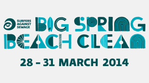 Surfers Against Sewage Big Spring Beach Clean 28th-31st March 2014