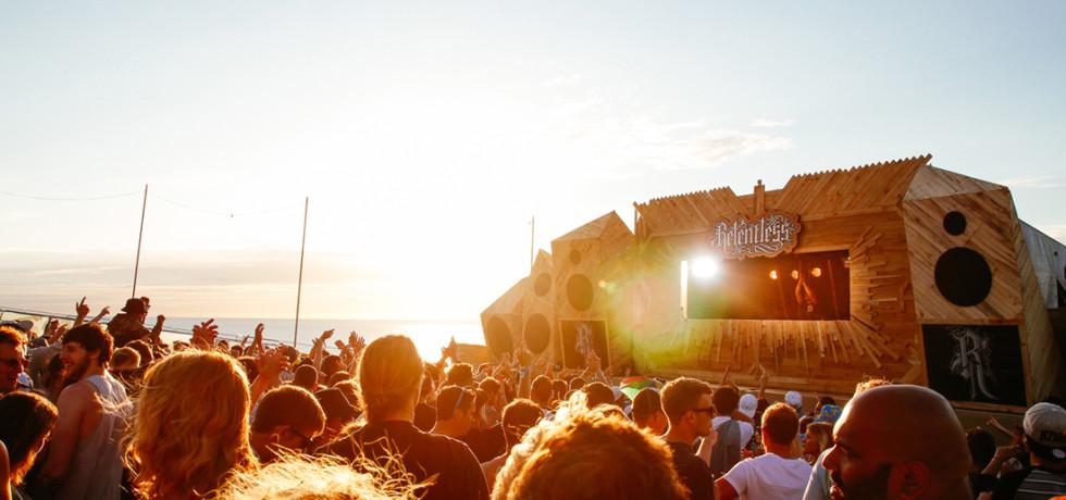 Boardmasters Festival Newquay Cornwall © Callum Morse