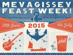 Mevagissey Feast Week 2015