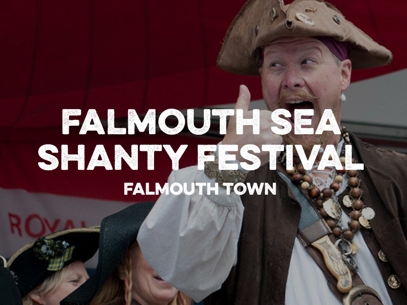 Falmouth International Sea Shanty Festival 2017