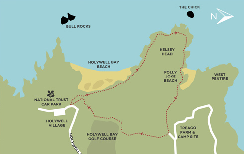 holywell-bay-walk-polly-joke-map-small