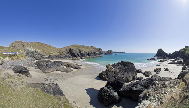 Kynance Cove, The Lizard Peninsula Cornwall