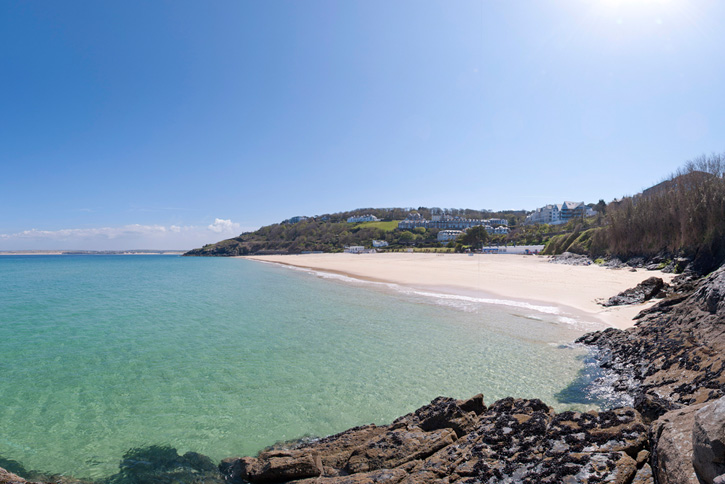Porthminster Beach St Ives Cornwall