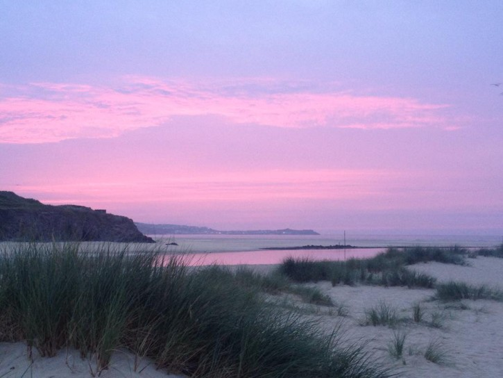 Hayle Towans Sunset - © Cherished Cottages