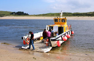 Passenger ferry from Padstow to Rock
