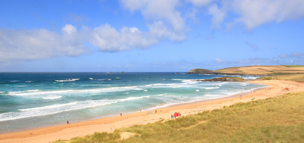 Constantine Bay Beach Padstow Cornwall