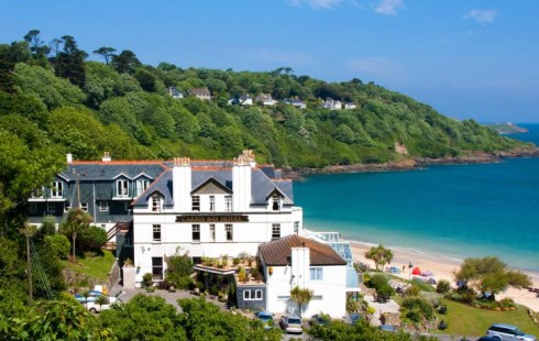Book a room at Carbis Bay Hotel and Spa in St Ives Cornwall