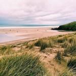 Cornwall Photos - Perranporth beach by @bethharris94 on Instagram