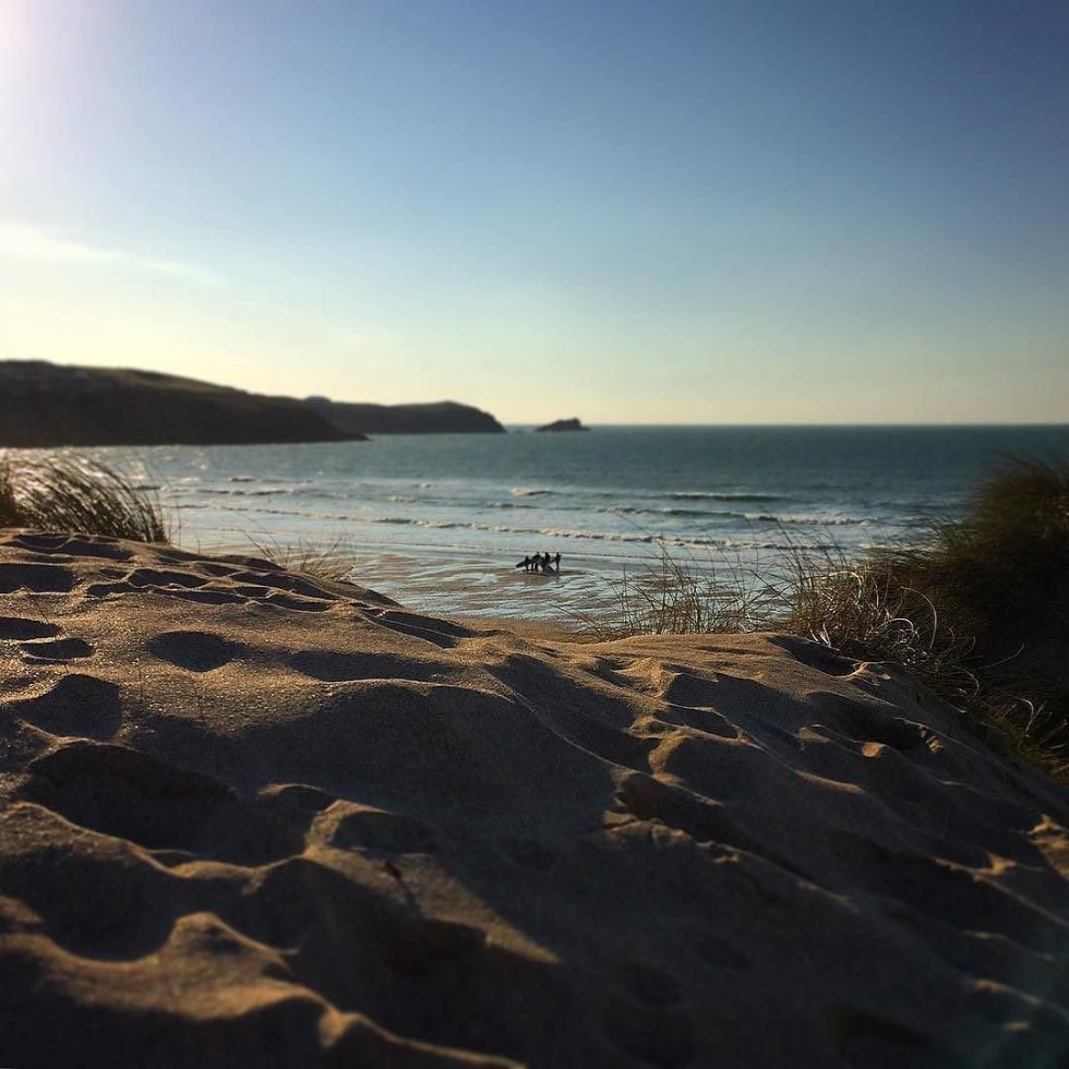 Cornwall Photos - Fistral Beach, Newquay by @rachandz on Instagram