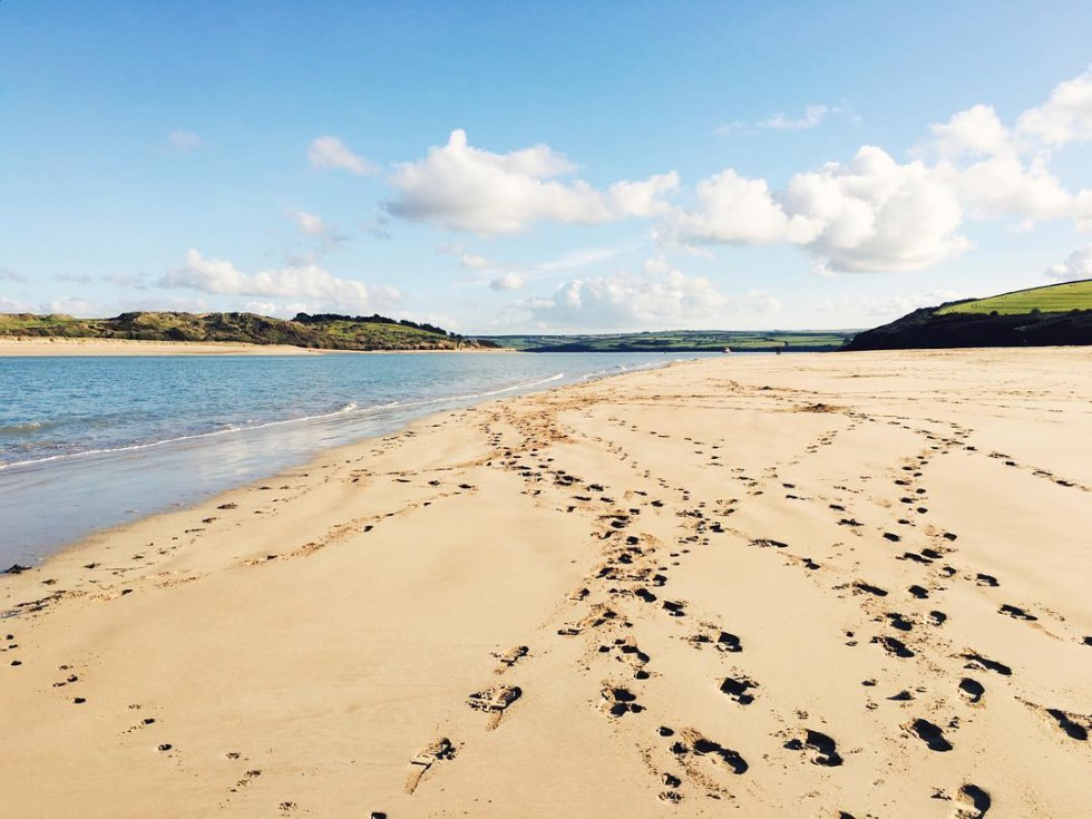 Cornwall Photos - Camel Estuary in Padstow by @annahedderly on Instagram