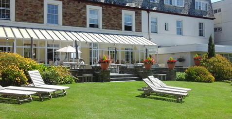 Stay at the Budock Vean Hotel near Falmouth Cornwall