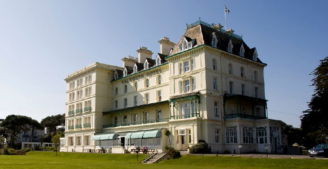 Stay at the Falmouth Hotel in Cornwall