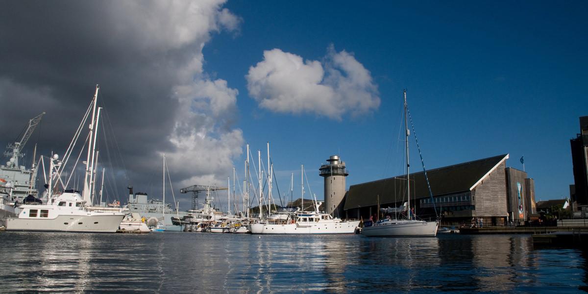 Maritime Museum Falmouth Cornwall - Photo © www.falmouth.co.uk