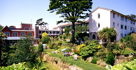 Stay at the Meudon Hotel in Falmouth Cornwall
