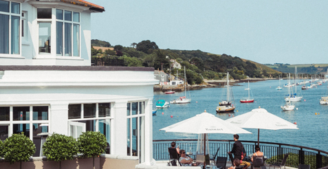 Stay at the Greenbank Hotel in Falmouth