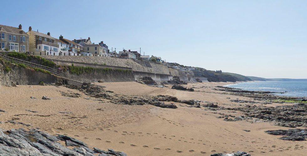 Porthleven is a dog friendly beach in Cornwall