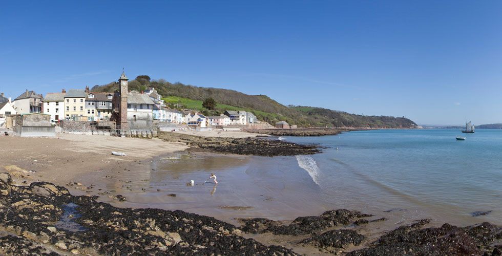 Kingsand dog friendly beach Cornwall