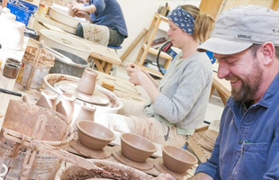 Visit The Leach Pottery studio & Museum in St Ives