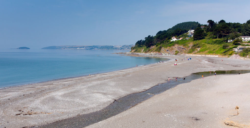 Seaton beach near looe dog friendly beach cornwall