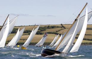 Falmouth Week in Cornwall