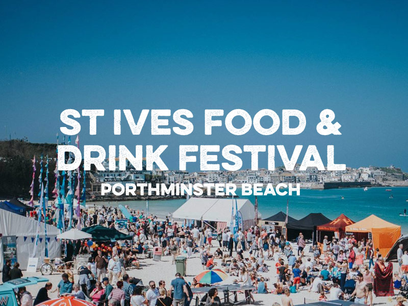 St Ives Food Festival 2017