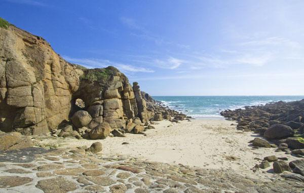 Porthgwarra Beach