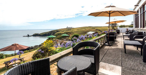 Stay at the Housel Bay Hotel on the Lizard Peninsula in South Cornwall