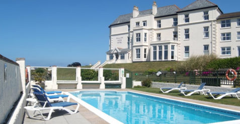 Stay at the Mullion Cove Hotel on the Lizard Peninsula in South Cornwall