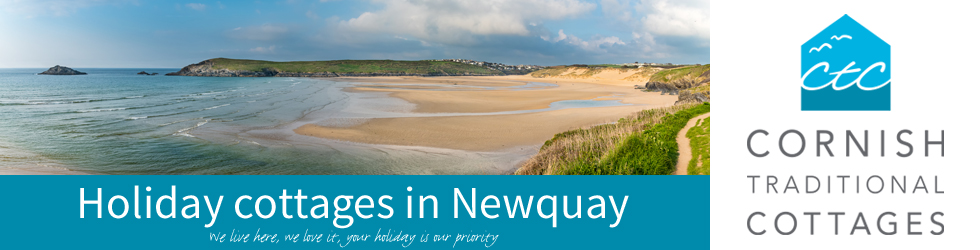 Stay in Holiday Cottages in Newquay with Cornish Traditional Cottages