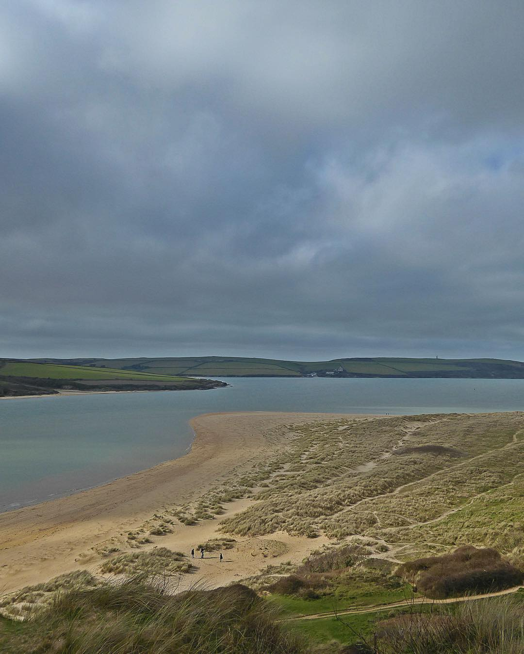 Camel Estuary in Padstow Cornwall by Pinecone16