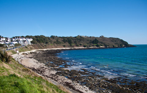 cornwall-beach-castle-falmouth