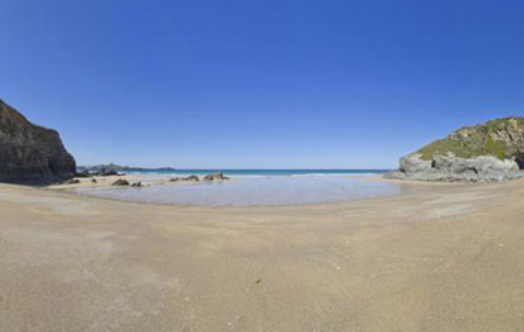 Cornwall beaches lusty glaze newquay