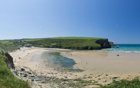 cornwall-beach-mawgan-porth-newquay