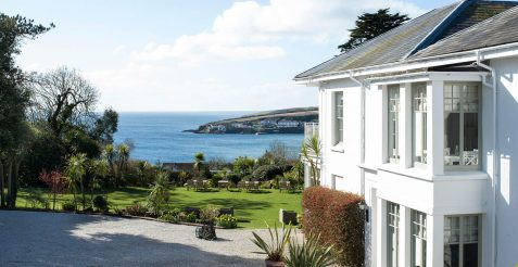 stay at the rosevine hotel roseland cornwall