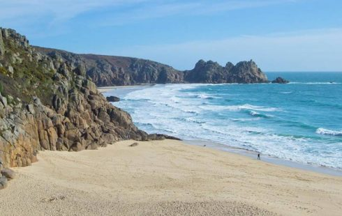 Visit Lands end in West Cornwall