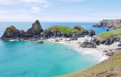 Visit the lizard peninsula in south cornwall