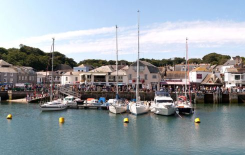 Visit Padstow in North Cornwall