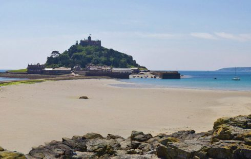 Visit Penzance and St Michaels mount in West Cornwall