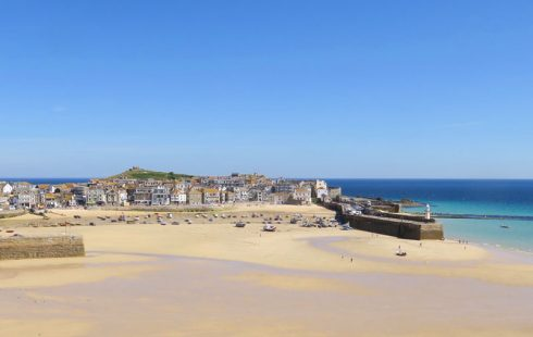Visit St Ives in Cornwall